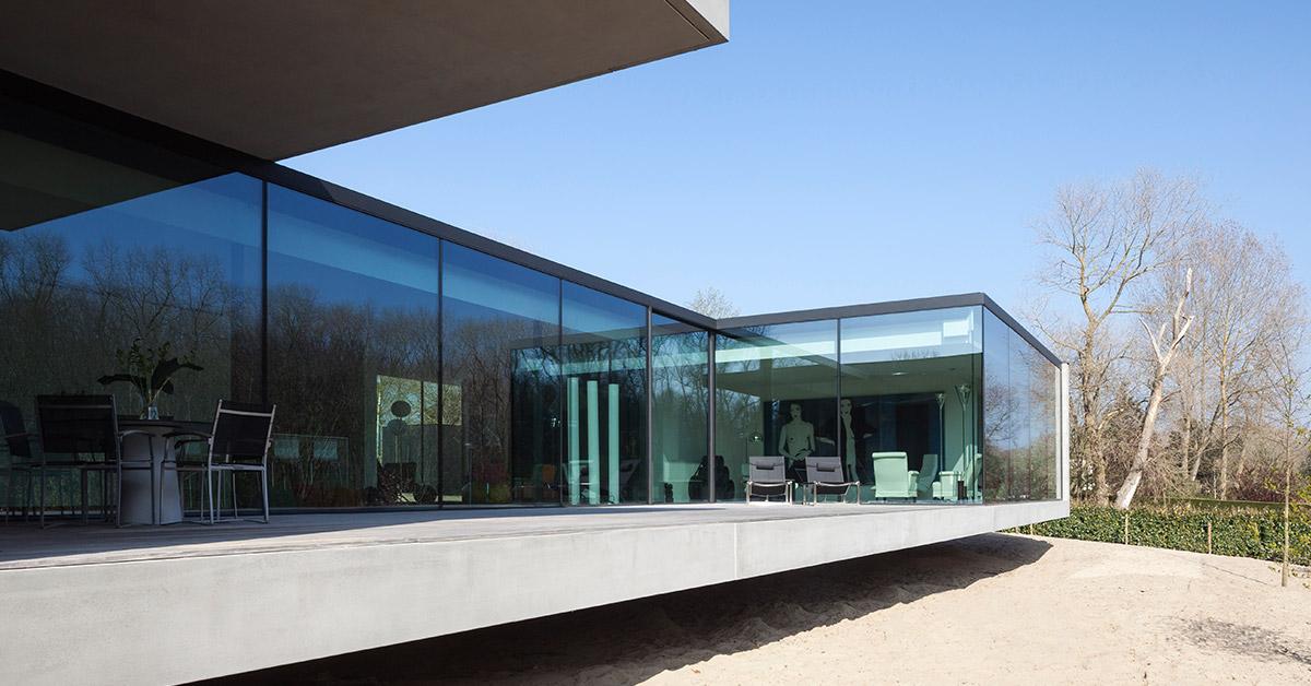 Govaert vanhoutte architects for Bieke vanhoutte interieur